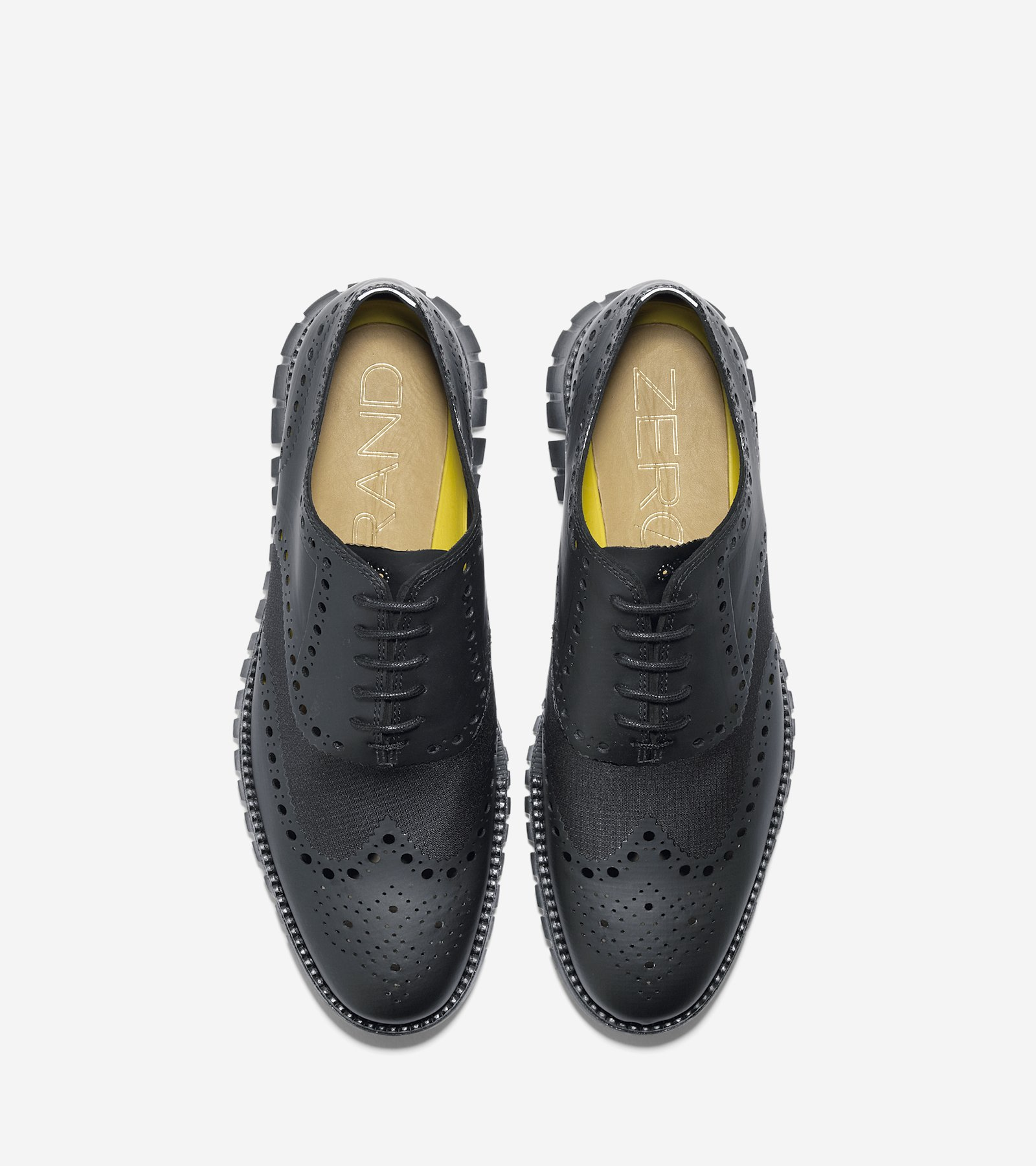 Cole Haan_ZeroGrand Oxford No Stitch_Black 3